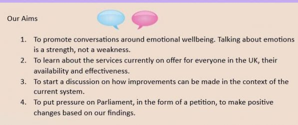 CMHS UK – Challenging Mental Health Services UK